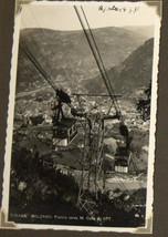 WWII Antique Postcard Album Europe Italy Salerno Merano Paestum Belgium France  image 13