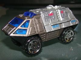 Matchbox   Armored Response Vehicle - $8.00