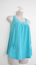 Nwt Emma & Sam LF Stores Knit Cotton Fashion Summer Top Shirt XS X-Small... - $29.65