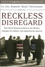 RECKLESS DISREGARD... BY ROBERT PATTERSON (2004, H.C.) - $22.11