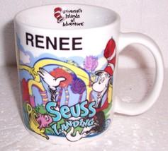 RENEE NAME DR. SEUSS COFFEE MUG  BY CARO SEUSS-EL - $27.14
