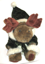 "Boyds Bears ""Monte Mooselton"" 12"" Plush Moose- #917290 -NWT -1998 - $34.99"