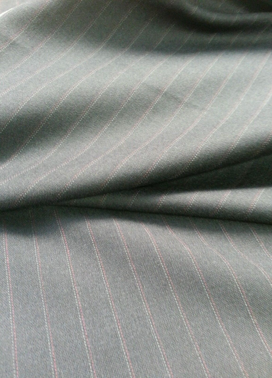 120'S fine vintage italian wool suit fabric   5 Yard  msrp 650
