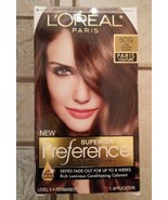 L'Oreal Paris Superior Preference 5CG Iced Golden Brown Paris Couture - $12.66