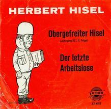 Rare Herbert Hisel Obergefreiter Hisel & Der le... - $30.96