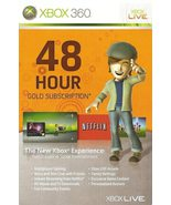 2-day{48 hrs} Xbox 360/ONE Live trial Gold Membership Code [DIGITAL] - $1.99