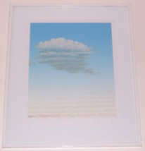 S/N 1979 ROBERT SCHMID SKY WAVE RETIGRAPHIC SOCIETY ART - $1,459.49