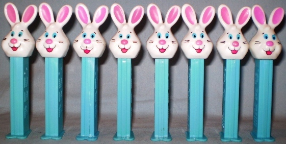 Primary image for PEZ Dispensers Loose Easter Bunnies