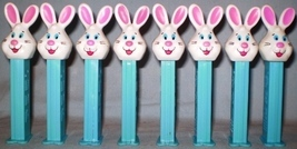 PEZ Dispensers Loose Easter Bunnies - $8.00
