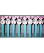 PEZ Dispensers Loose Easter Bunnies - $8.00