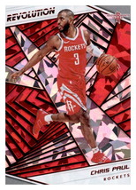 Chris Paul 2018-19 Panini Revolution Chinese New Year Parallel Card #38 - $2.00