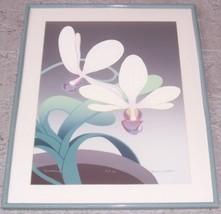 S/N SUSAN WATSON ORCHIDS PHALAENOPSIS AP 6B LITHO PRINT - $866.34