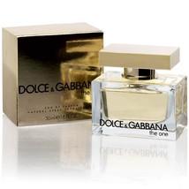 The One Perfume by Dolce & Gabbana Eau de Parfum 1.6 oz spray - $59.00