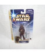 Star Wars Escape From Hoth CHEWBACCA Action Figure from 2004 - $11.96