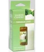 Yankee Candle Vanilla Lime Home fragrance oil 0.33 oz 10 ml - $12.99