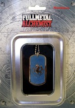 FullMetal Alchemist: Dog Tag - Blue State Military Necklace GE7710 *NEW*  - $28.99