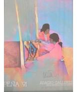 SIGNED 1991 AMADO PENA JR ADAGIO GALLERIES PALM... - $579.99
