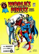 BEST of DC BLUE RIBBON DIGEST #20 NM! ~ World's Finest! - $7.00