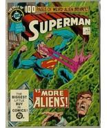 BEST of DC BLUE RIBBON DIGEST #56 NM! ~ Superman! - $15.00