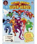 DC SPECIAL BLUE RIBBON DIGEST #22 NM! ~ Secret Origins! - $18.00