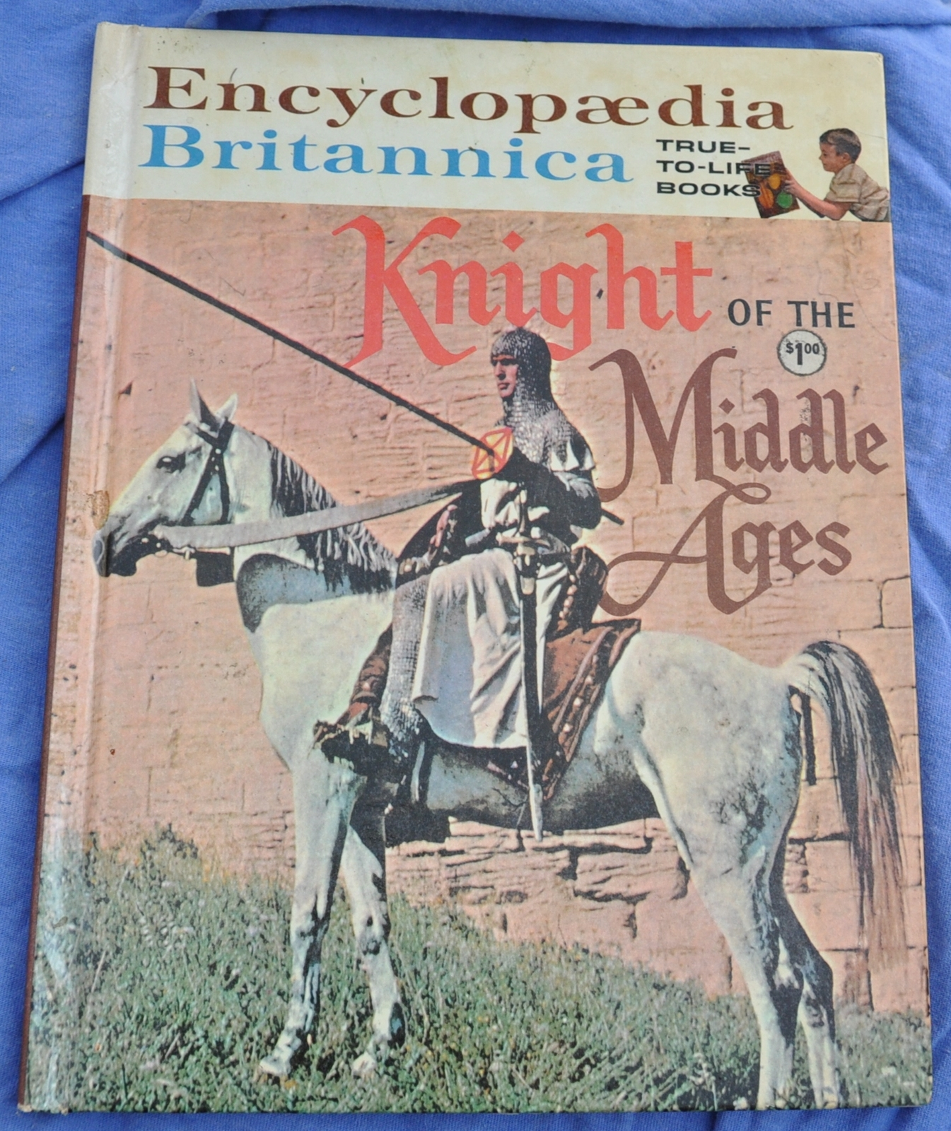 Knight of the middle ages   cover