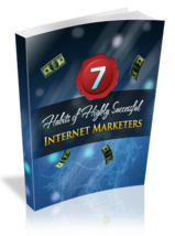 THE 7 HABITS OF HIGHLY SUCCESSFUL INTERNET MARKETERS MP4 Videos  - $3.50