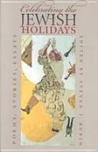 SIGNED 2003 Celebrating the Jewish Holidays 1584651849 - $95.46