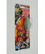 Chupa Chups Lollipop Candy Raptor Dinosaur Pop Up Collectible Holder NEW... - $3.75