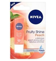 Nivea Lip Fruity Shine Peach - $6.30