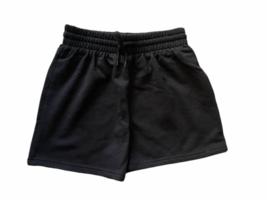 New Lot (2) Forever 21 Sweat Shorts Athletic Lounge Sleep Black White Sz S image 2