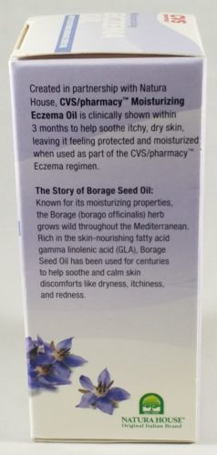 CVS Moisturizing Eczema Oil with Soothing and 50 similar items