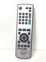 Sharp GA470WJSA Lcd Tv Remote Control Lc 37SH20U 26SH10U 26SH20U 32SH10U 32SH20U - $34.60