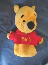 "Puppet Winnie the Pooh Hand 10"" long  - $13.99"