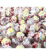 Lindt Lindor Candy Cane Truffles, White Red Foil Gluten Free Candy, Bulk... - $32.00+