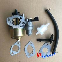 Carburetor Carb Kit For Niko Nikota 6.5HP 3500 Watts Gas Gasoline Generator - $11.33