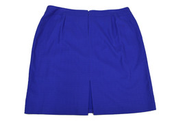 Tahari By ASL Womens Lapis Blue Skirt 22W 6081-3 - $32.33