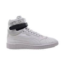 Puma Sky II Hi SF Texture Women's Shoes Puma White-Puma Black 362872-02 - $63.00