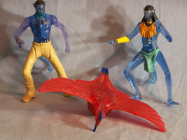 AVATAR - Jake Sully, Neytiri, and The Great Leonopterex or Toruk (by McD... - $11.69