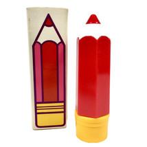 "Vintage 1970's Avon ""School Days Pencil"" Lip Pomade Strawberry - NEW IN ... - $28.01"