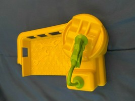 Fisher Price Take Turns Skyway 1 Replacement Yellow Piece w/Pump *NEW* aa1 - $6.99