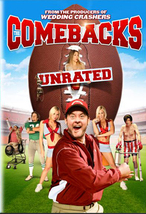 The Comebacks -movie on DVD-starring David Koechner, Melora Hardin, Broo... - $9.99