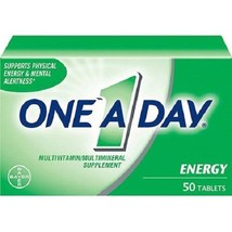 One A Day: Multivitamin/Multimineral Supplement All-Day Energy - $13.81