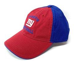 New York Giants NFL Team Color Logo Hat By NFL Team Apparel - $22.99