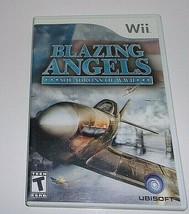 Blazing Angels: Squadrons of WWII (Nintendo Wii, 2007) - $17.96