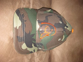 Sugarloaf Duck Dynasty Camo And Orange Duck Brand New Hat Sportsman - $4.99