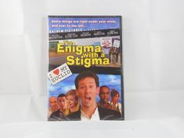THE ENIGMA WITH A STIGMA DVD 2007 COMEDY PARODY - $5.89
