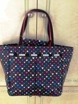 Lesportsac Disney Tokyo Exclusive Small Everygirl Tote ~ NWT - $279.00