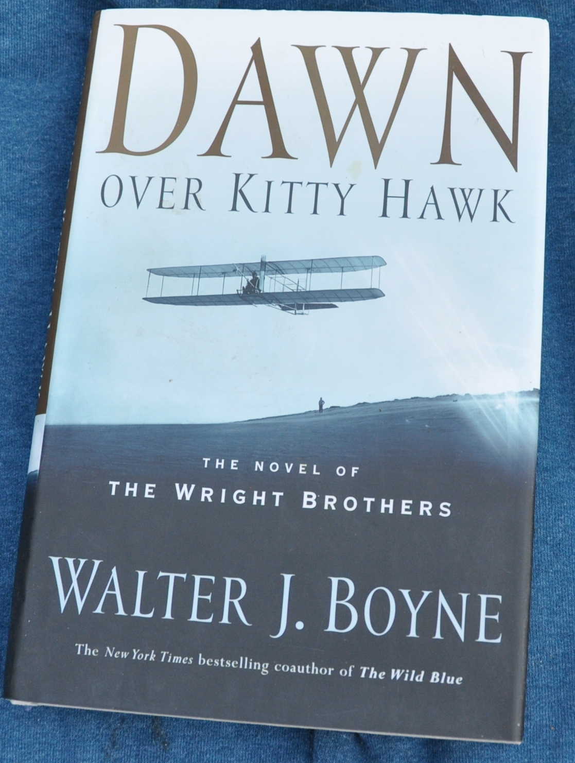 Dawn over kitty hawk   cover