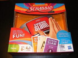 2011 Scrabble Turbo Slam! FACTORY SEALED - $30.00