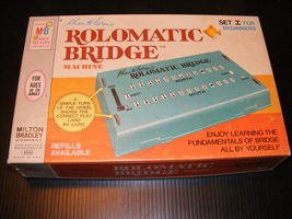 1969 Rolomatic Bridge Machine - $25.00